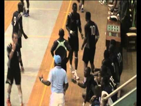 Coupe d 39 afrique de handball des clubs champions libreville cms vs p lican cotonou 2007 youtube - Coupe d afrique handball ...