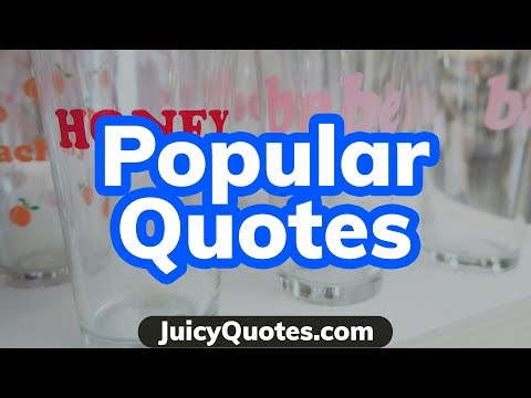 The Most Popular Quotes for 2017
