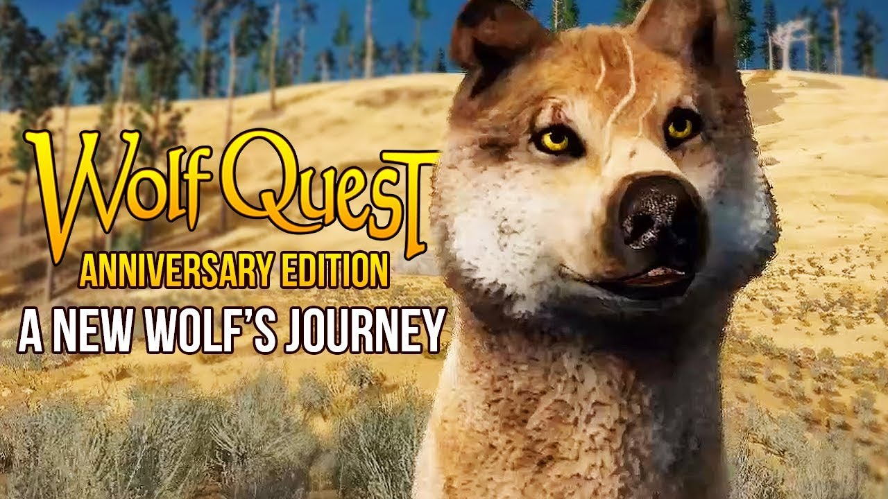 Wolf Quest Controls