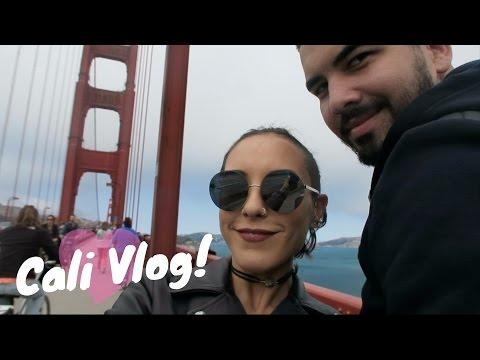 Pebble Beach x San Francisco 2016 | AlexiaVlogs