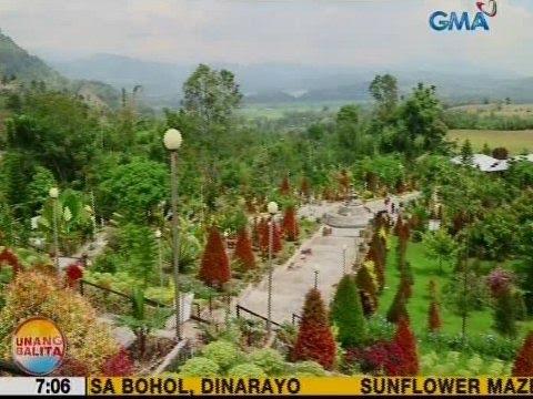 divine mercy shrine sa lake sebu maaaring dayuhin ng mga nais