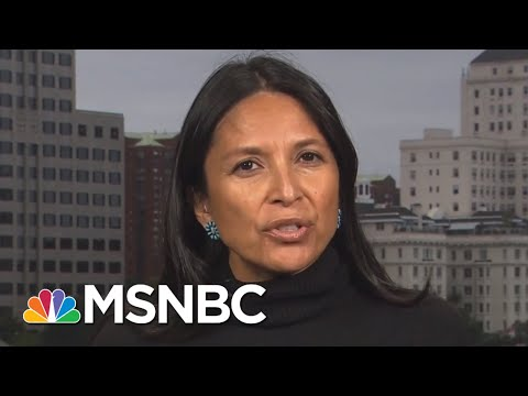 Voter ID Law In ND Targets Tens Of Thousands Of Native Americans | Velshi & Ruhle | MSNBC