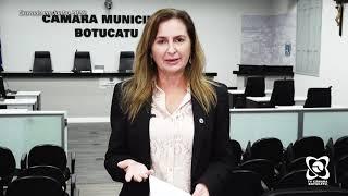 Prêmio recebido pelo HC, parquímetro e retorno das aulas são pauta de Alessandra Lucchesi