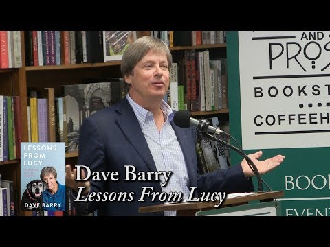 "Dave Barry, ""Lessons From Lucy"""
