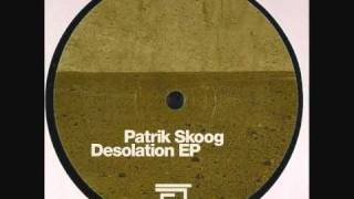 Untitled - Patrik Skoog (Desolation EP) / Drumcode