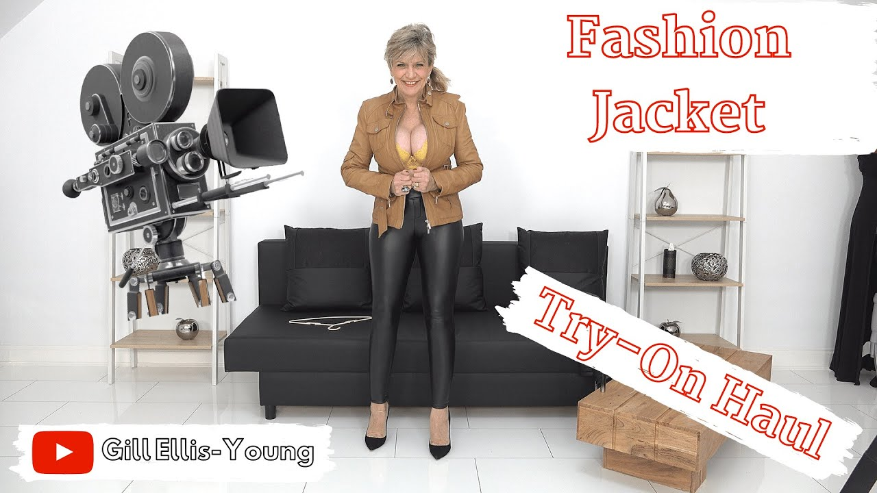 Gill Ellis-Young – Fashion Jacket Try-On Haul // For the mum who loves to look good with cleavage