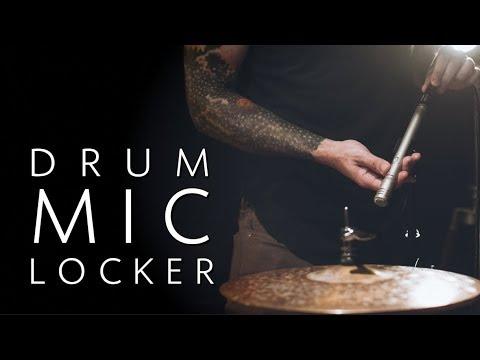 My Drum Mic Locker | OrlandoDrummer