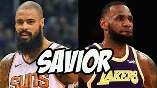 Tyson Chandler Signs With Lakers - Is Everything OK Now?