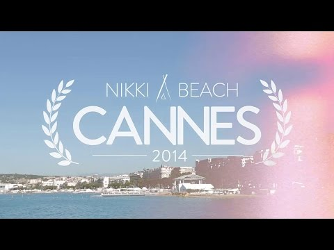 Nikki Beach Cannes Film Festival 2014