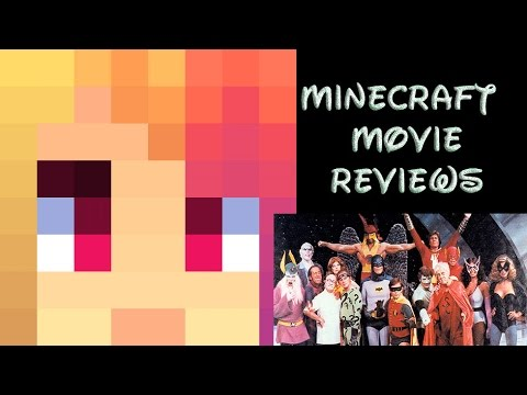 Minecraft Movie Reviews: Legend Of The SuperHeroes