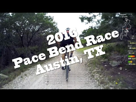 2016 Pace Bend Mountain Bike Race - Austin, Texas Race #5
