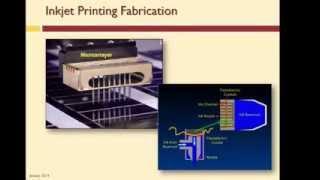DNA Microarray Fabrication