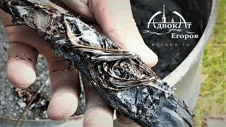 Лесная нефть  -  Смолокурня адвоката Егорова