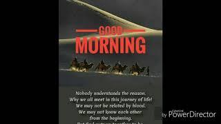 Good Morning Video Hindi Song