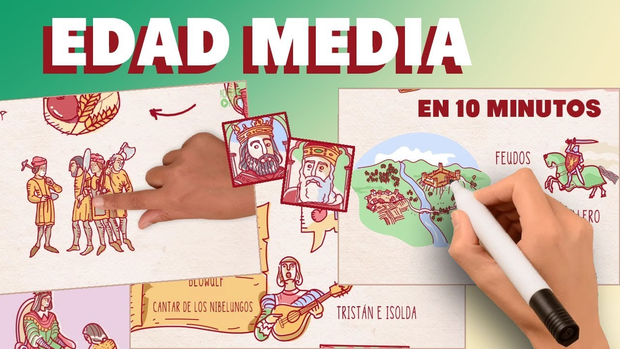 Edad Media en 10 minutos - YouTube