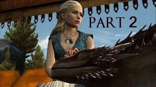 Game of Thrones Ep. 4 - Sons of Winter - Part 2 - Earning Daenerys