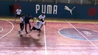 Gyumri 13-9 Yerevan IT - Armenian Futsal Premier League Matchday 1 Season 2014-15