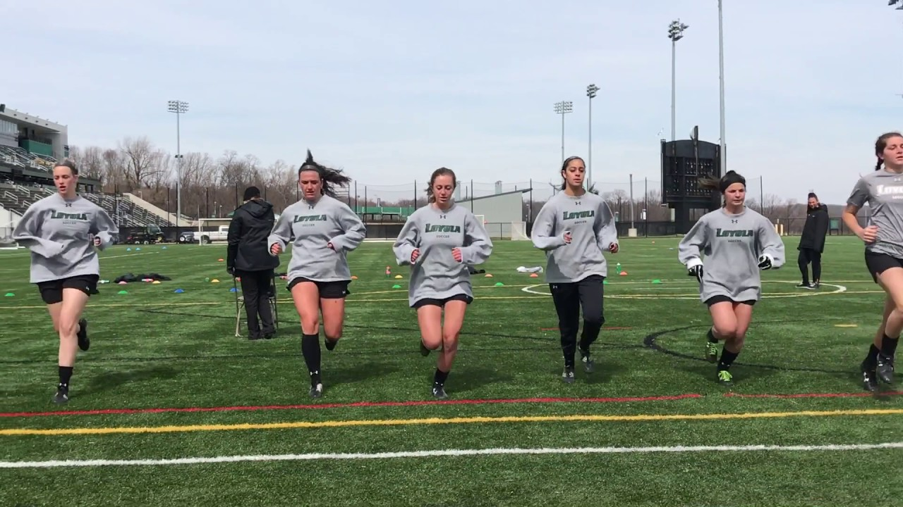 what is a beep test in soccer