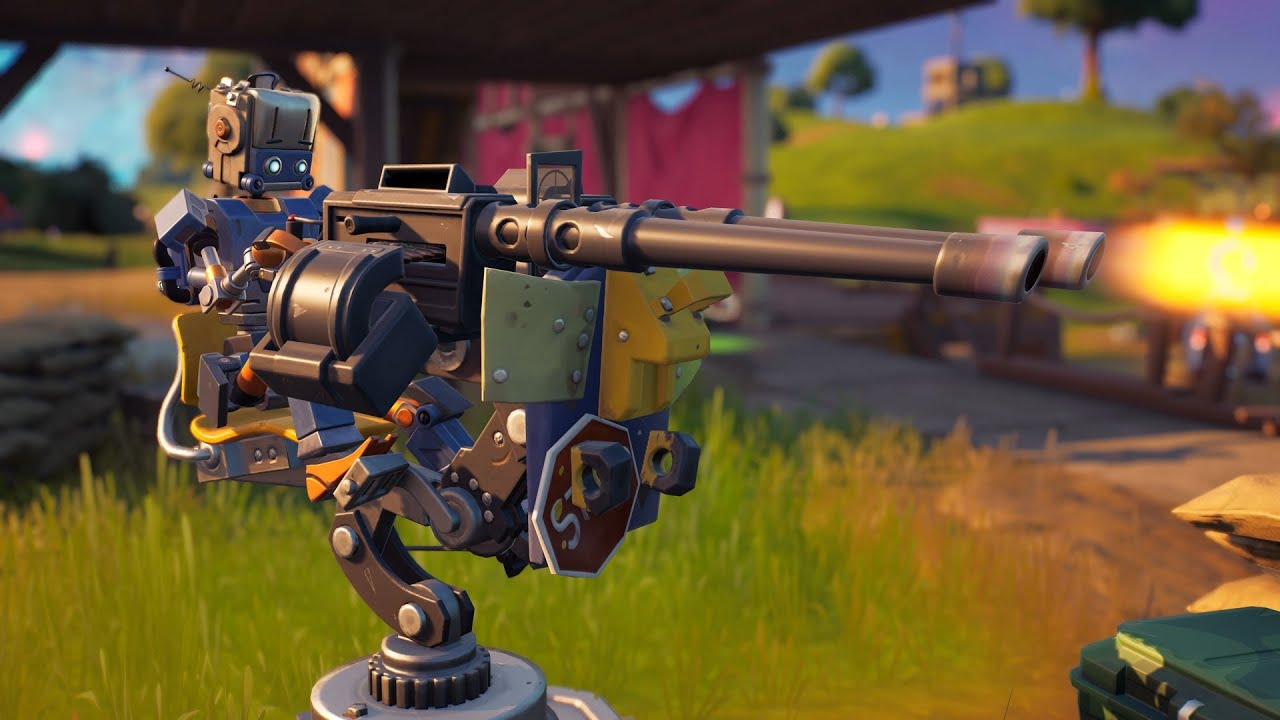 Download The MOUNTED TURRET Is Back... Sort Of.