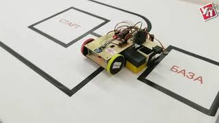 Роботы ульяновских школьников выходят на всероссийский уровень