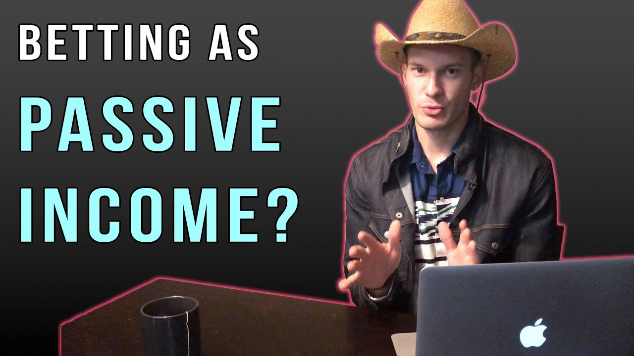 Betting On Sports As Passive Income?