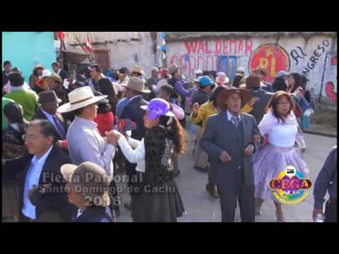 Santo Domingo de Cachi 2016
