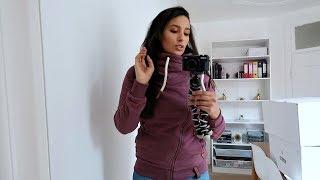 Vlogtober #12: Büro endlich eingerichtet | Familienalltag | Donislife