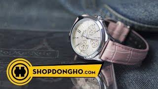 Review Đồng hồ | CASIO LTP-V300L-4AUDF | Shopdongho.com