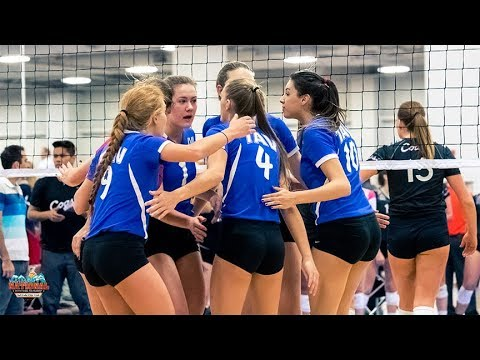 2017 TCS Volleyball NIT | 14u Championship Game