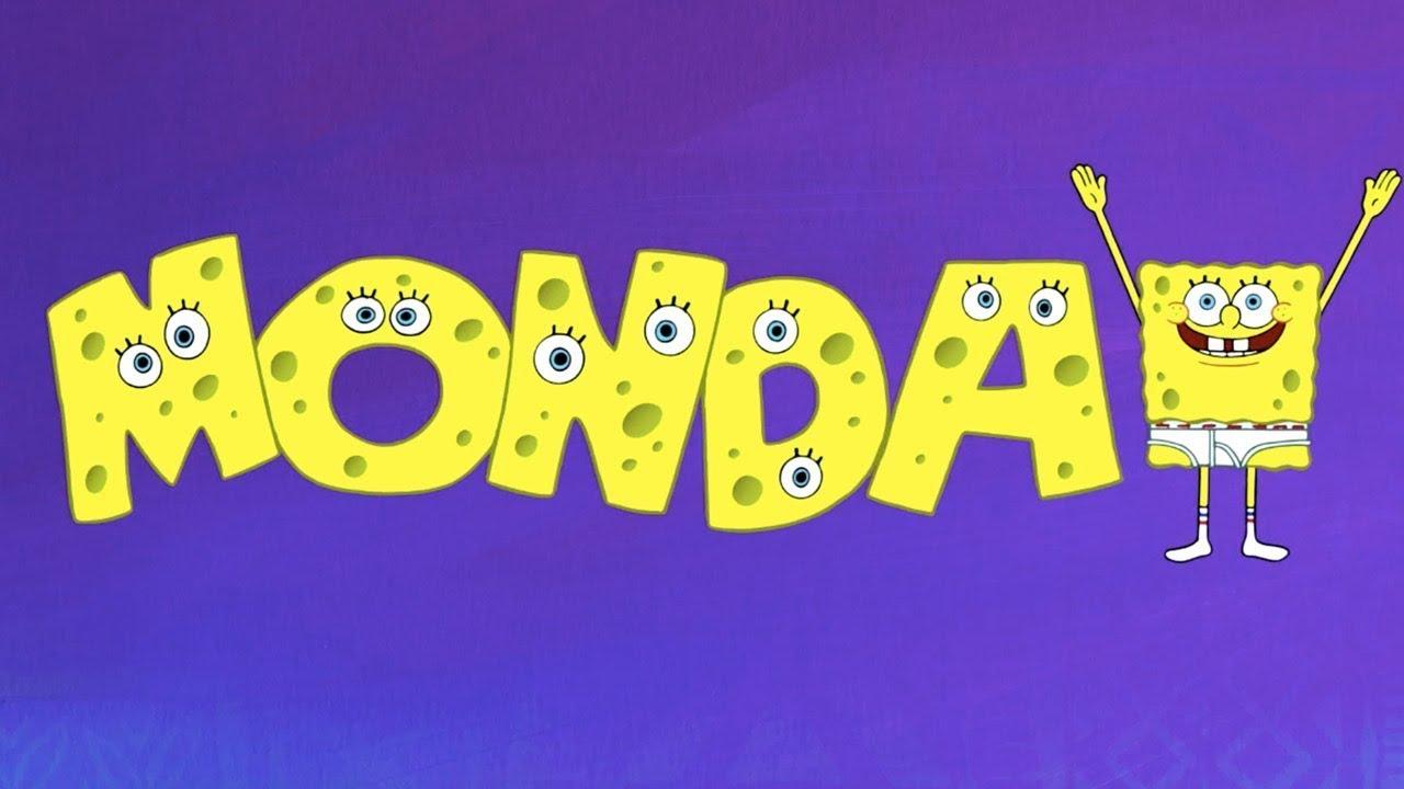 Roblox Games Portrayed By Spongebob Days Of The Week Portrayed By Spongebob Youtube