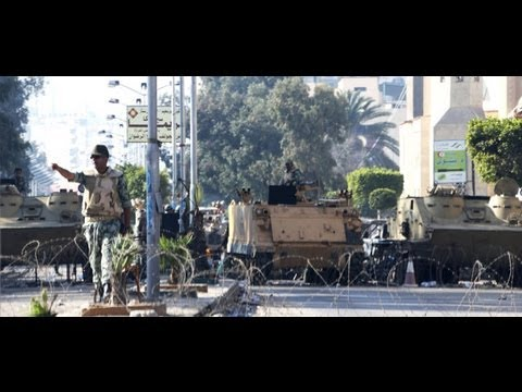 2014 Egypt's Military making threats to take control again end times news update