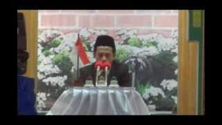 MTQ INTERNATIONAL 2013*TAHFIDZ (  Jajang Hasanuddin,Indonesia ) JUARA 1