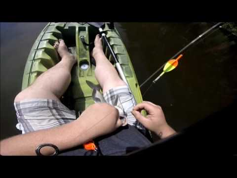 Bluegill And Crappie Kayak Fishing 5 30 16