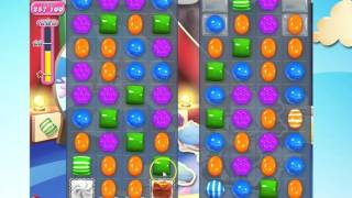 candy crush saga level -1384  (No Booster)