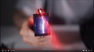видео Стреляющий электрошокер Taser