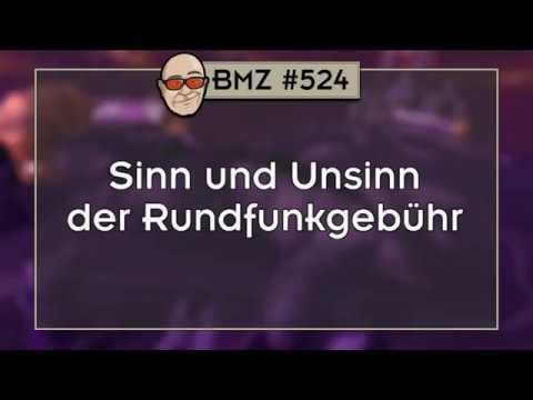 BMZ #524: Sinn und Unsinn der Rundfunkgebühr