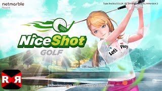Nice Shot Golf (By Netmarble Games) - iOS / Android - Gameplay Video