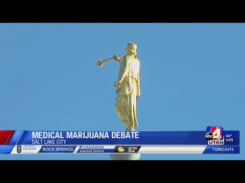 LDS Church joins opposition against Medical Marijuana Act/Proposition 2 (6 p.m.)