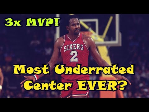 Moses Malone Is The Most UNDERRATED Center In NBA History!