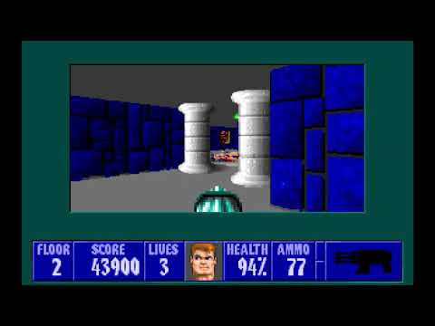 Tips On Making A Wolfenstein 3d/Spear Of Destiny mapset |