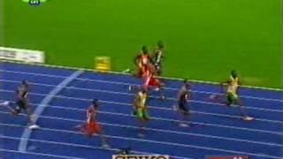 2009 Berlin Usain Bolt 9 58 World record 100m