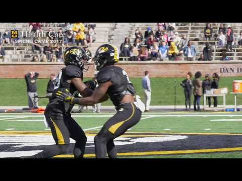 SPRING CAMP 2017: Students Invited Inside Mizzou Football Practice