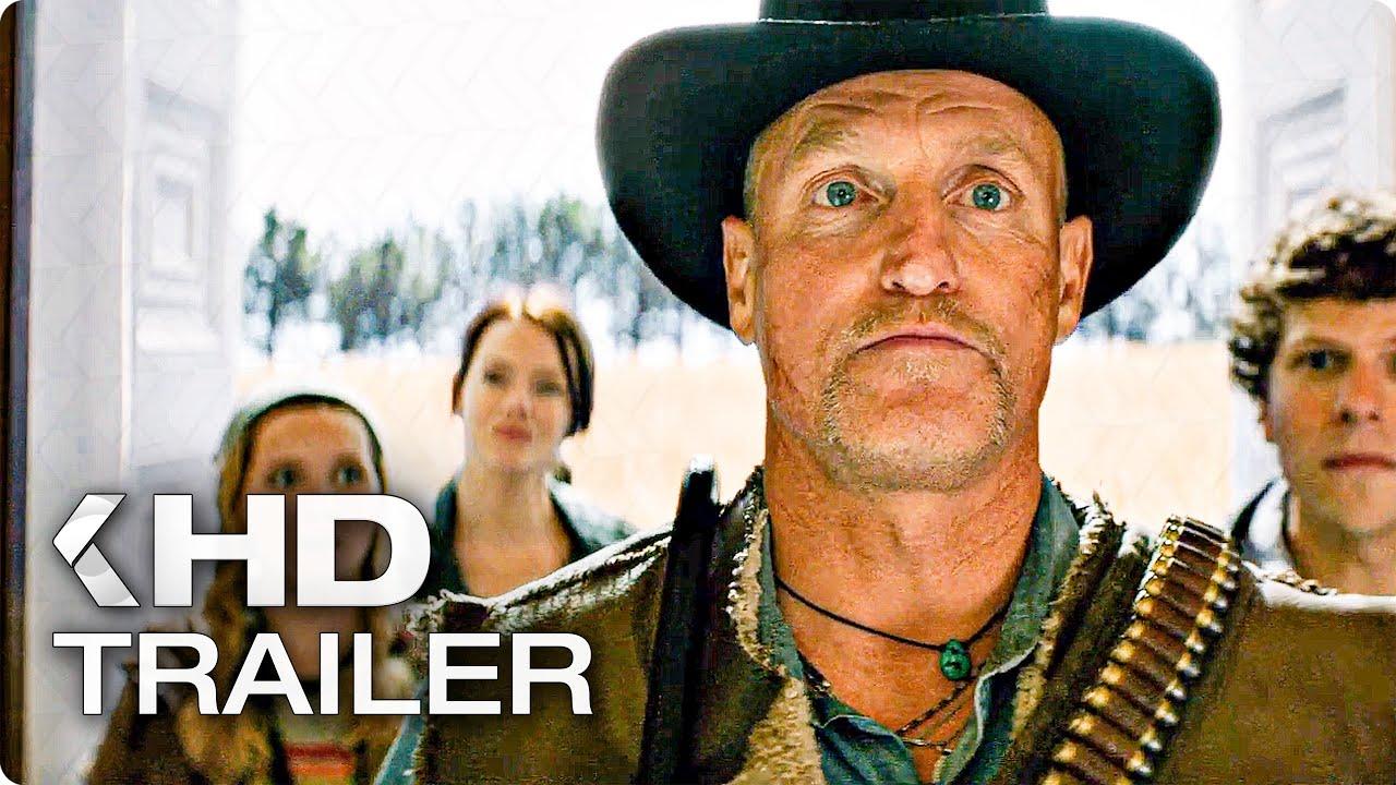 ZOMBIELAND 2: Double Tap Trailer (2019)