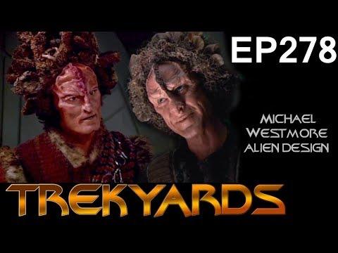 TrekyardsEP278 - Designing the Kazon With Michael Westmore