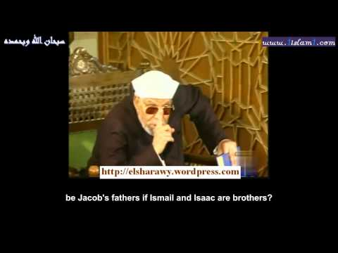 Proving that Prophet Abraham's Father Wasn't a Disbeliever - Muhammad Mitwaly al Sharawy