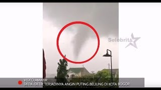 Download Video Detik-Detik Terjadinya Angin PUTING BELIUNG di Bogor MP3 3GP MP4