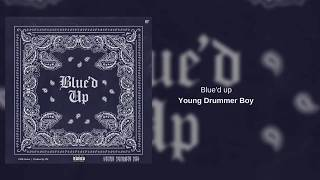 Young Drummer Boy - Blue