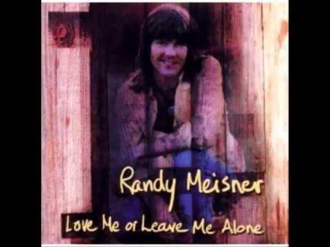 Randy Meisner -  Don't Keep It Inside