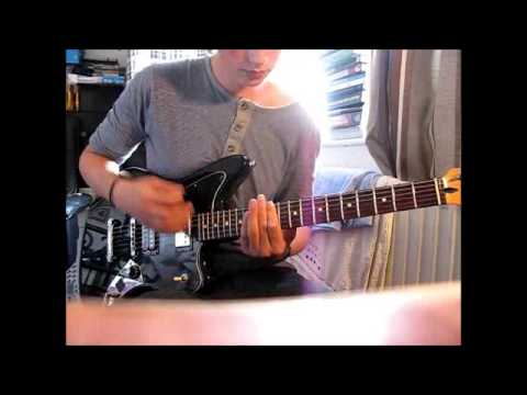 Paramore - Ain't It Fun - Guitar Cover =