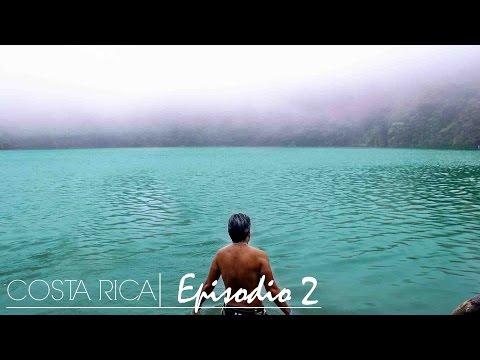 BRINQUÉ 45 MTS EN MONTEVERDE ||Qué ver, comer o hacer en Costa Rica Ep. 2